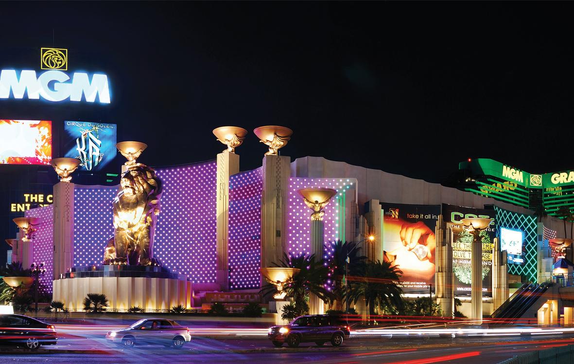 MGM RESORTS CAMBIA EL CONTEXTO - US Traveler