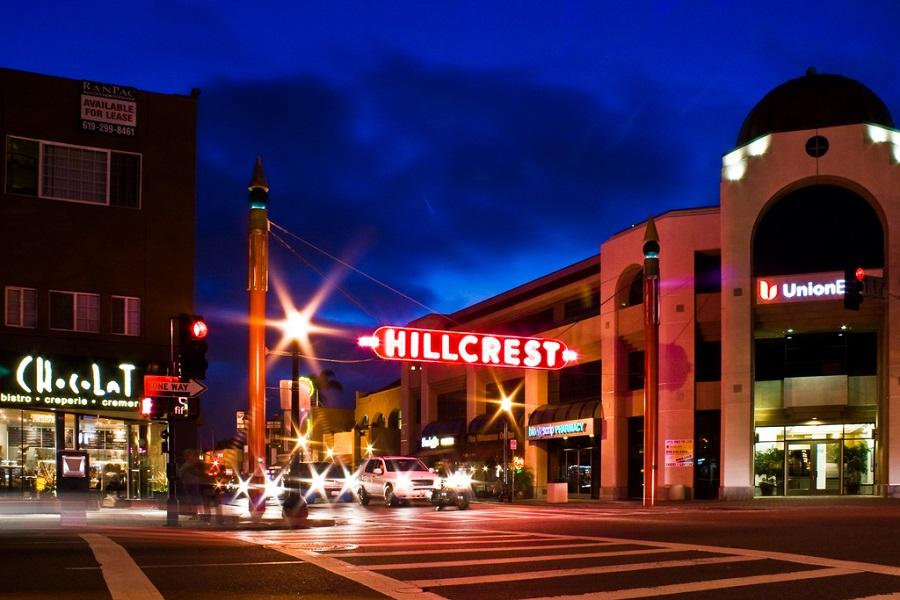 Hillcrest_San_Diego_Sign