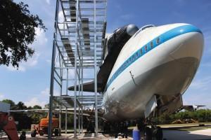 El Centro Espacial de Houston anuncia fecha de inauguración de Independence Plaza