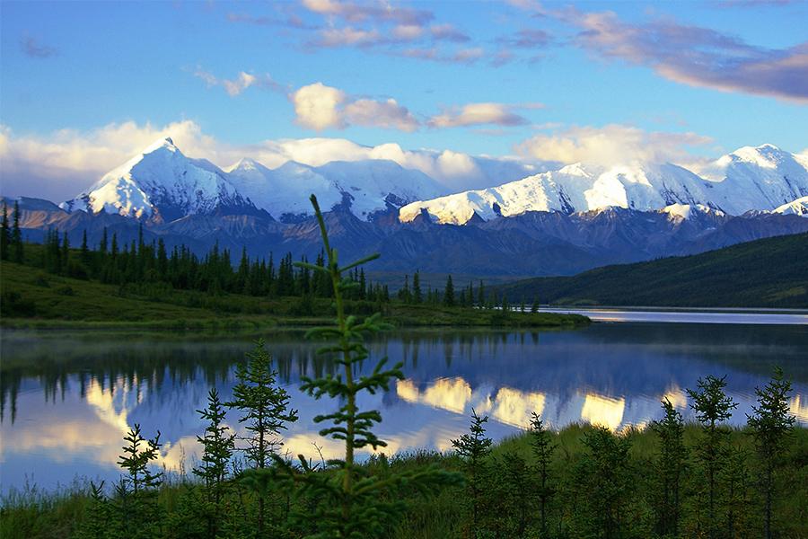 USTRAVELER Parque Nacional y Reserva de Denali