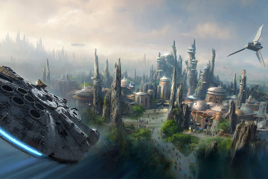 USTRAVELER STAR WARS LAND
