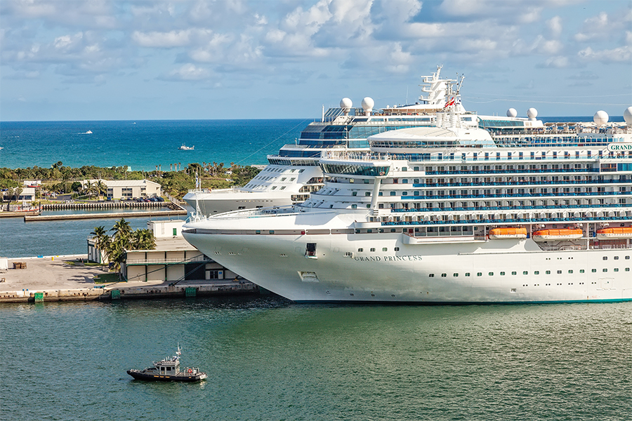 us traveler Fort Lauderdale crucero