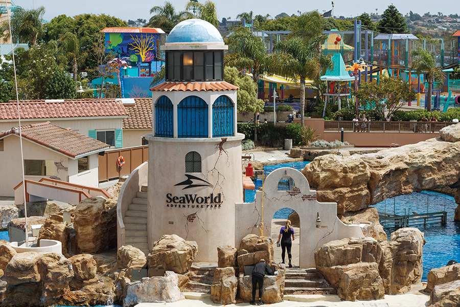 Seaworld San Diego, California