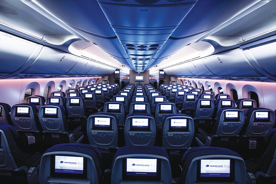 us traveler avion aeromexico