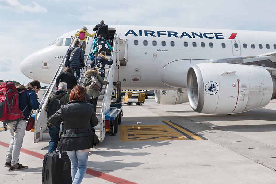 us traveler airfrance aerolinea