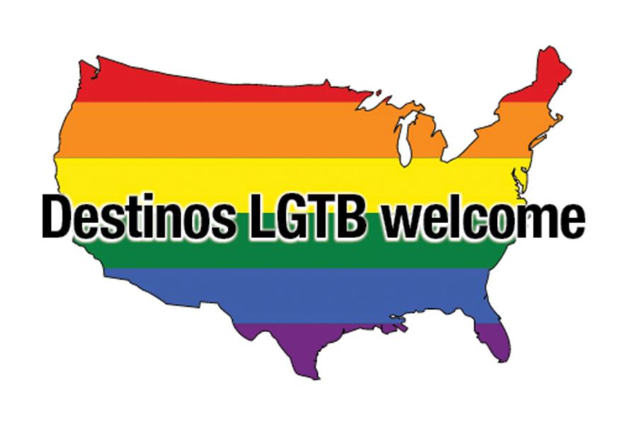 DESTINOS LGTB WELCOME