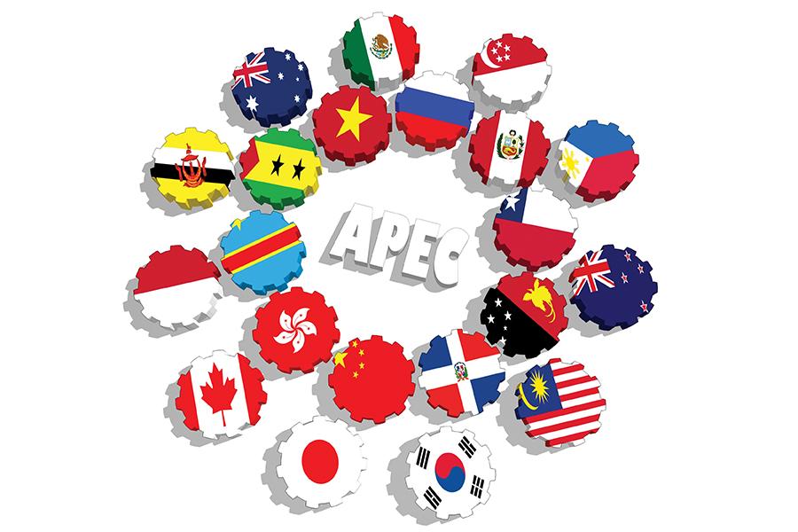 us traveler apec banderas de paises