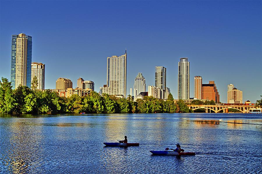 Fórmula Uno en Austin Texas