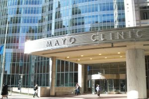 us traveler Mayo Clinic minnesota