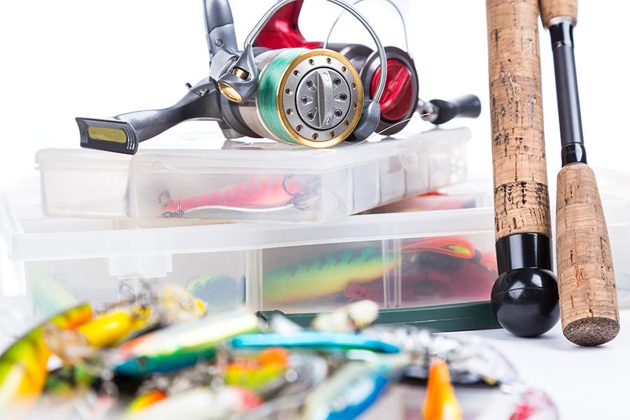 Cómo importar equipo de pesca y golf