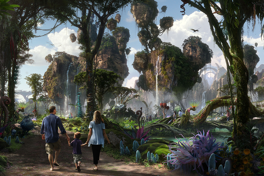 LLEGA AVATAR A DISNEY ANIMAL KINGDOM