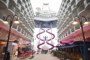 VACACIONES A BORDO DEL HARMONY OF THE SEAS