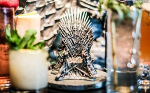 POP UP BAR DE GAME OF THRONES EN WASHINGTON