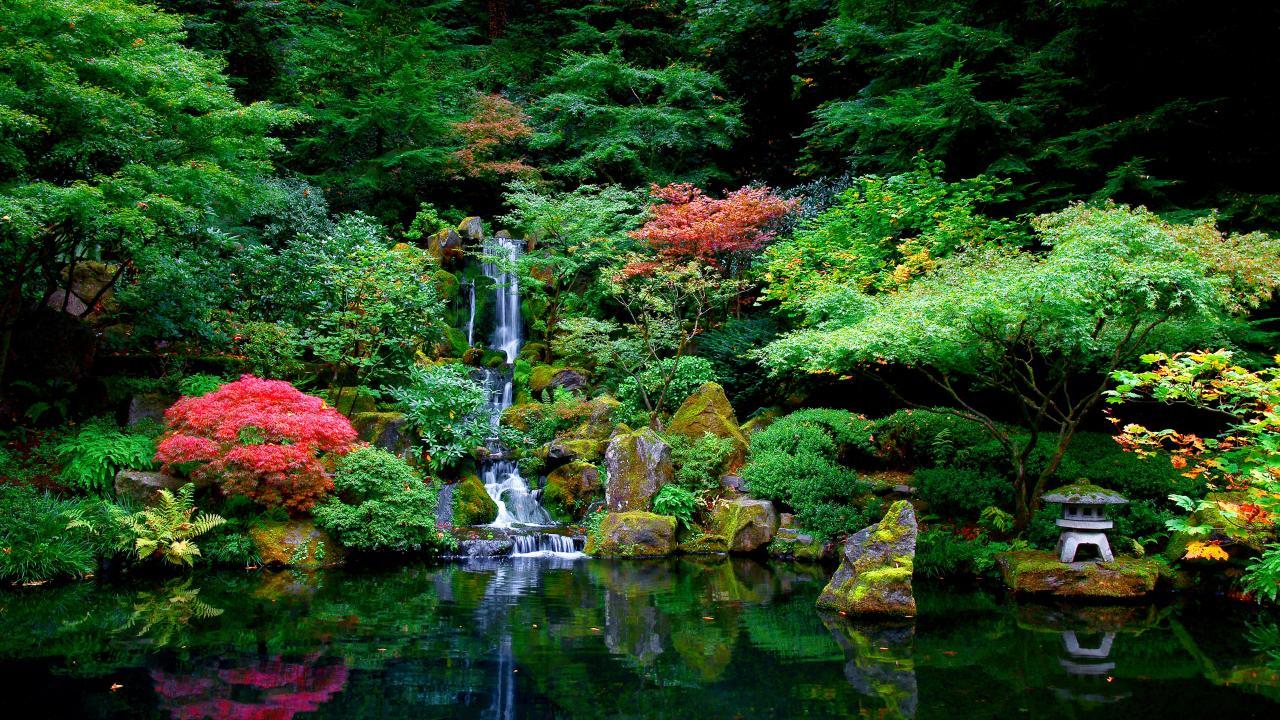 Cuatro Jardines Que Puedes Explorar En Oregon Us Traveler