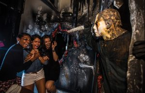 HALLOWEN HORROR NIGHTS EN UNIVERSAL STUDIOS
