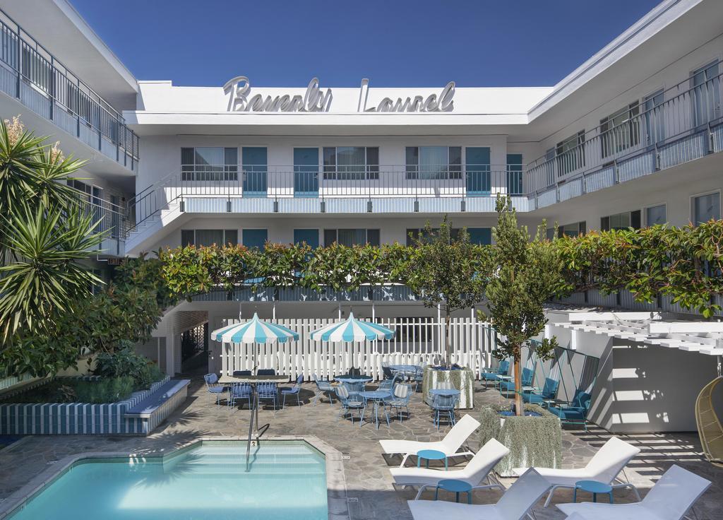 Hoteles retro en los angeles que te encantar n us traveler for Beverly laurel motor hotel bed bugs
