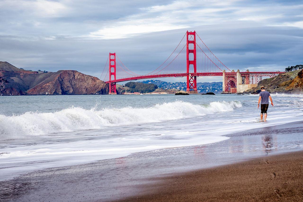 Playas nudistas en san francisco california