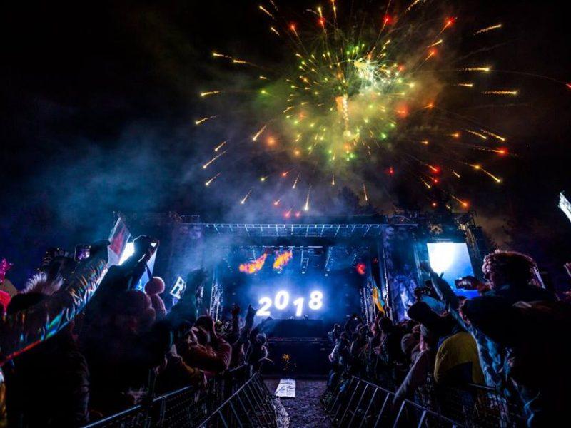 Foto: SnowGlobe Music Festival