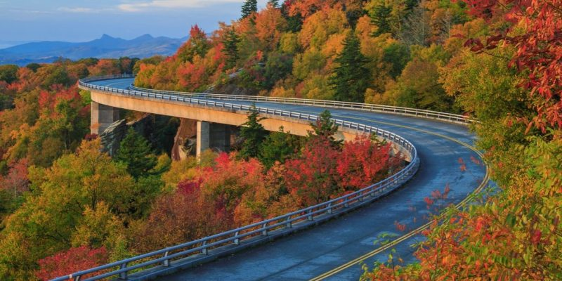 Foto: Blue Ridge Parkway